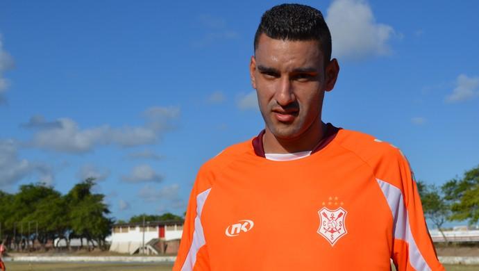 Bruno Gaúcho se apresenta no Sergipe (Foto: Felipe Martins)
