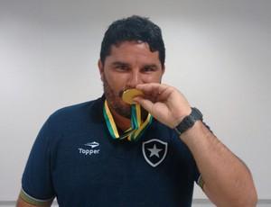 BLOG: Após título brasileiro, técnico do Botafogo sub-20 será auxiliar de Micale em torneio
