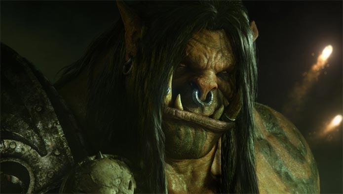 Garrosh jovem na expansão de World of Warcraft (Foto: Divulgação)
