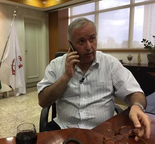 Roberto de Andrade continua à frente do Timão; impeachment não é votado