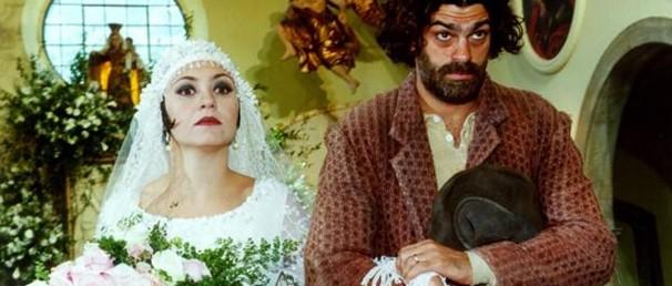 Petruchio e Catarina de O Cravo e a Rosa (Foto: Divulgação/ TV Globo)