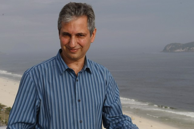 """David Shore, criador de """"House"""", irá criar outra série médica (Foto: André Teixeira / Agência O Globo)"""