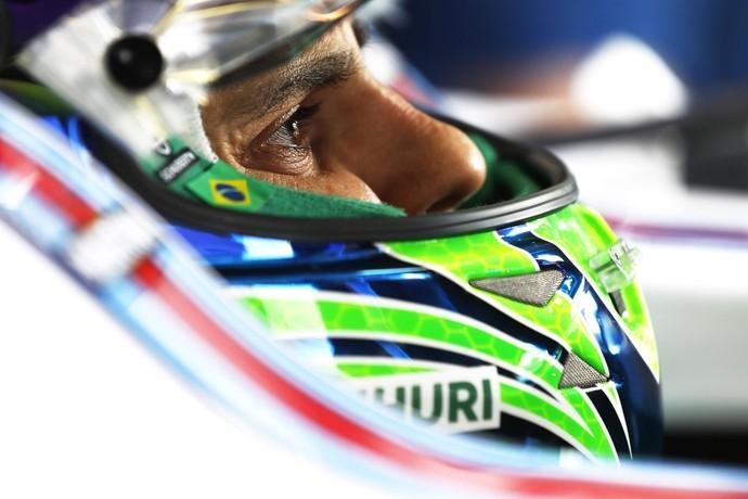 Felipe Massa foi eliminado no Q2 no treino classificatório para o GP da Itália (Foto: Divulgação)