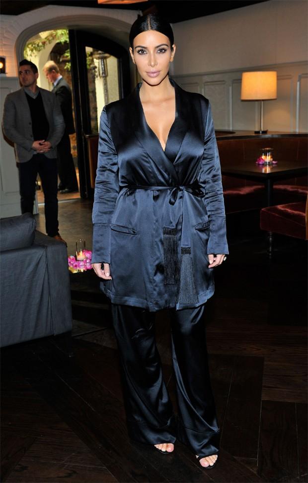 Kim Kardashian (Foto: Reprodução )