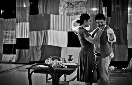 Juliana Paes e Antônio Calloni serão marido e mulher na série baseada no livro de Milton Hatoum Leandro Pagliaro