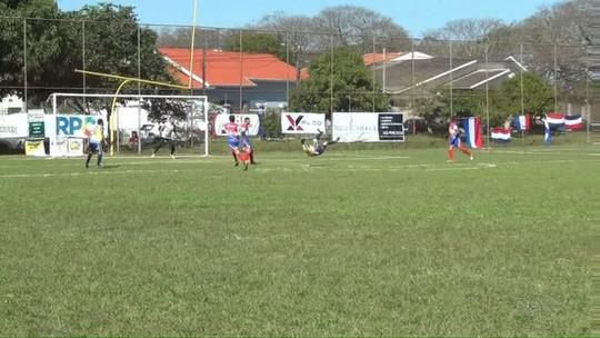 União Vila C goleia e assume a ponta do Amadorzão de Foz do Iguaçu