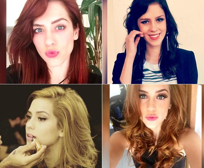 Sophia e seus looks diversos! (Foto: TV Globo)