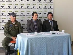 operação Grifo Receita federal Divinópolis MG fiscalização (Foto: Marina Alves/G1)