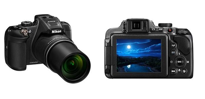 Câmera Digital Nikon P610 vem com Wi-Fi, NFC e até GPS embutidos (Foto: Divulgação/Nikon)