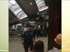 Identificada mulher que morreu em acidente de trem em Nova Jérsei