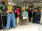 Lojistas temem que rateio de salários no governo do AP eleve inadimplência