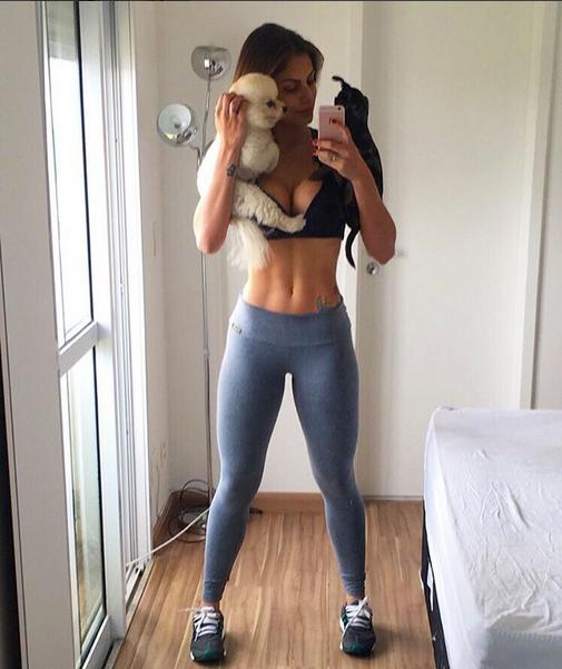Mari Gonzales (Foto: Reprodução/Instagram)
