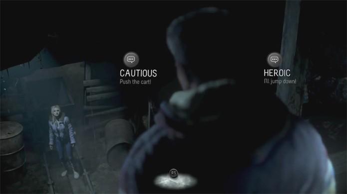 Until Dawn mostra gameplay e escolhas no jogo de terror do PS4 | Notícias |  TechTudo