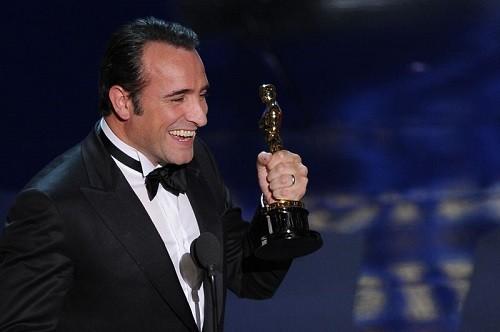Jean Dujardin: o único homem francês a receber Oscar de melhor ator. Foto: AFP (Foto: Jean Dujardin: o único homem francês a receber Oscar de melhor ator. Foto: AFP)