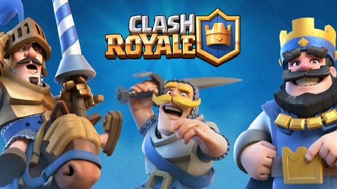 O investimento pesado em marketing valeu a pena para Clash Royale (Foto: Divulgação/Supercell)