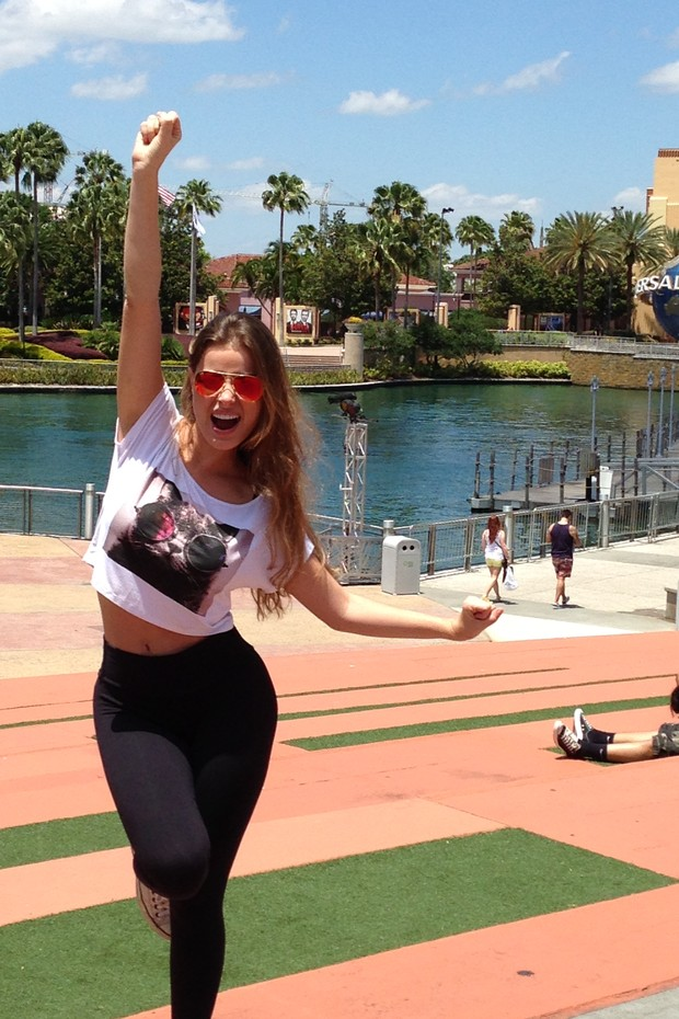 72addeaff629a EGO - Sem Latino, Rayanne Morais viaja para Orlando e Miami ...