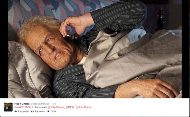 Hugh Grant (Foto: Reprodução do Twitter)