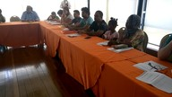 Refugiados recebem aulas de empreendedorismo no Rio de Janeiro