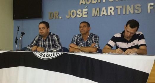 sem disputa (Leonardo Freire/GloboEsporte.com)
