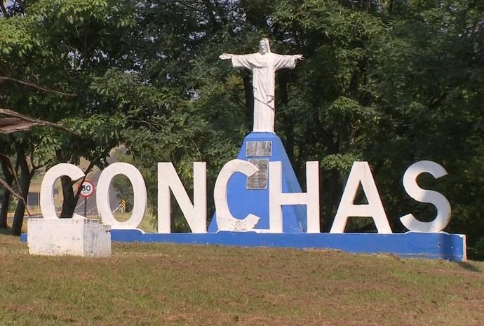 Conchas é uma das cidades visitadas pelo programa neste fim de semana (Foto: Reprodução / TV TEM)