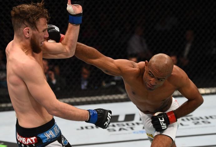 Serginho Moraes Mickael Lebout UFC (Foto: Getty Images)