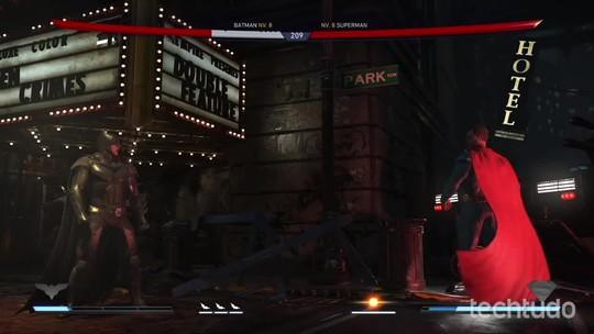 Narradores do canal Combate encaram desafio no game Injustice 2