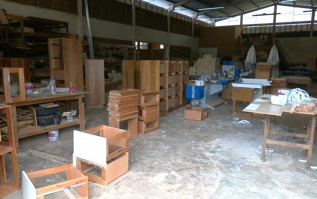 Produção de móveis aumentou após investimentos e qualificação da mão de obra no estado (Foto: Bom Dia Amazônia)
