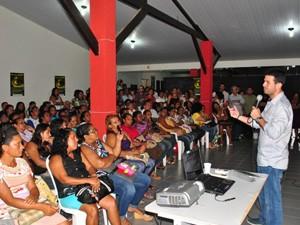 Serão 37 vagas para dois cargos. (Foto: Oswaldo Ceará/ASSCOM PMSJR)