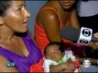 Bebês com microcefalia passam por avaliação oftalmológica em mutirão