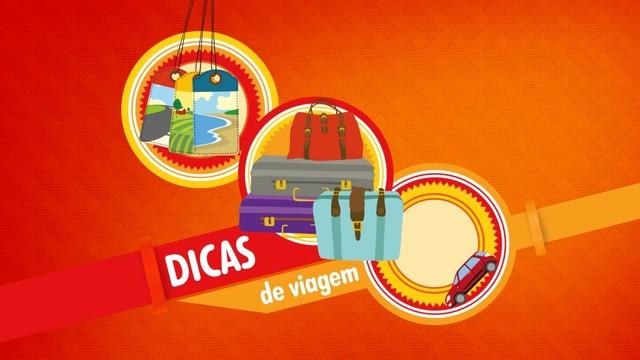 Quadro 'Dicas de Viagem' - Rota do Sol (Foto: Arte/TV Tribuna)