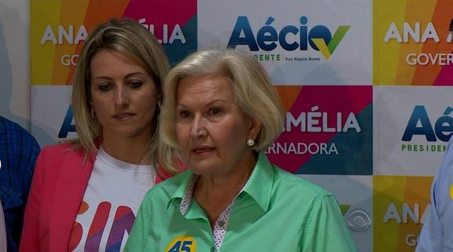 Ana Amélia Lemos (PP) ainda não anunciou a quem vai apoiar no segundo turno