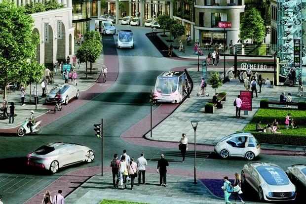 O futuro é logo ali (Foto: Reprodução/Bosch)
