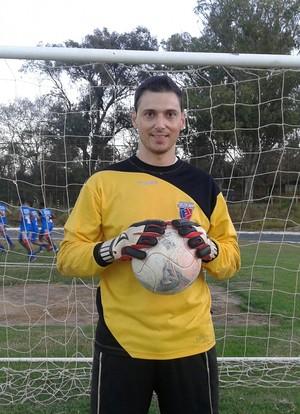 Alexandre Villa do Funorte (Foto: Cida Santana/GE)