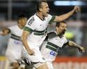 Chico tenta redenção com gol contra o Itagüi, mas não evita eliminação