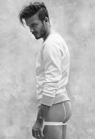 Veja nova foto de David Beckham de cueca para campanha