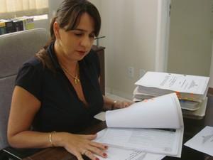 Lítia Cavalcante, promotora dos Direitos do Consumidor (Foto: Mieko Wada/G1)