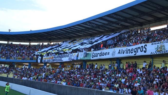 Torcedores do Pantera poderão comprar os ingressos até a hora da partida (Foto: Dominique Cavaleiro/ GloboEsporte.com)