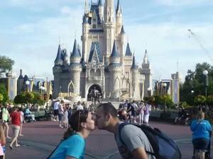 Viagem à Disney de Paula e Bruno de Petrópolis (Foto: Arquivopessoal/Paula Corrêa)