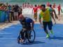 Em 7º no triatlo, brasileiro é o primeiro a disputar Jogos de Verão e Inverno