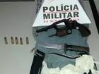 Jovem suspeito de assaltos é preso em Itamarati de Minas