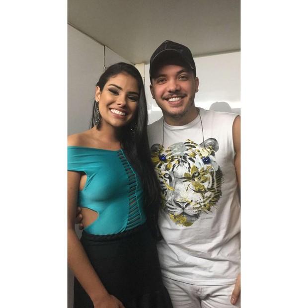 Munik e Wesley Safadão (Foto: Reprodução/Instagram)