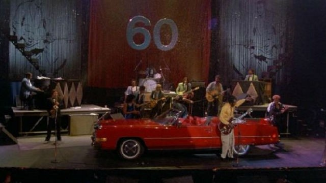 Paixão por carros influenciou obra de Chuck Barry (Foto: Reprodução)