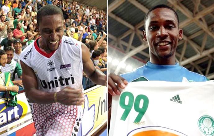 Caleb Brown, que era do Palmeiras, e agora está no Uberlândia (Foto: Divulgação/NBB)