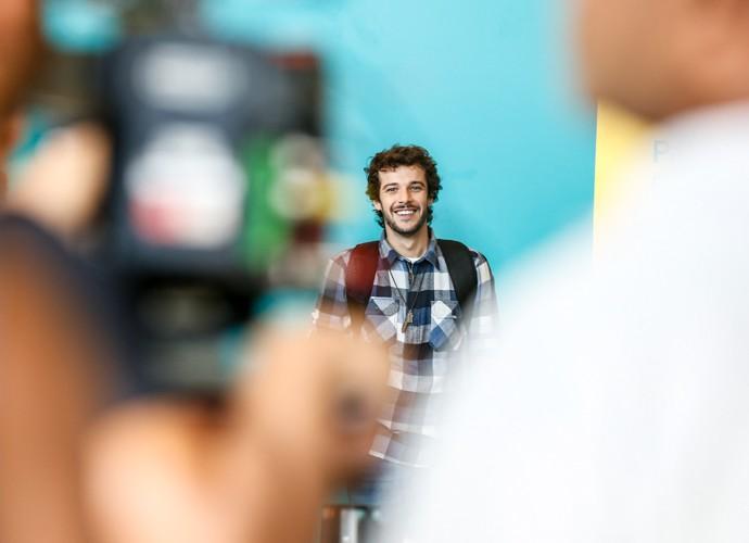 Jayminho é flagrado pela lente do Gshow (Foto: Ellen Soares/Gshow)
