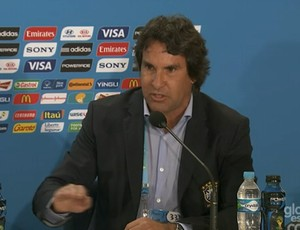 Rodrigo Paiva coletiva seleção brasileira