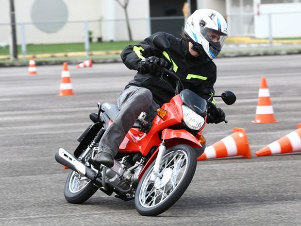 Honda Pop 110i (Foto: Caio Mattos / Divulgação)