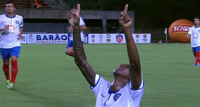 talisca bahia (Foto: Reprodução/ TV Bahia)