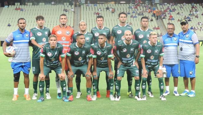 Maranguape; time; futebol; Ceará (Foto: Divulgação)