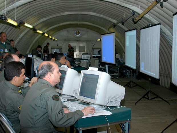 Exercício reúne militares de 280 países em Natal (Foto: Força Aérea Brasileira)