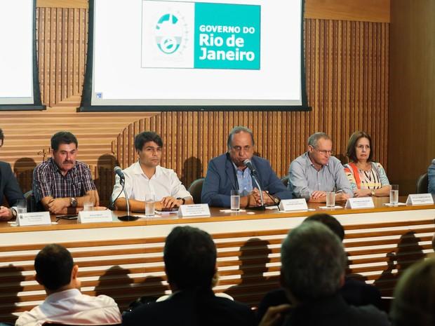 Informação foi anunciada nesta terça pela Comissão Executiva de Monitoramento e Avaliação da Política de Pacificação (CEMAPP) (Foto: Divulgação/Governo RJ)